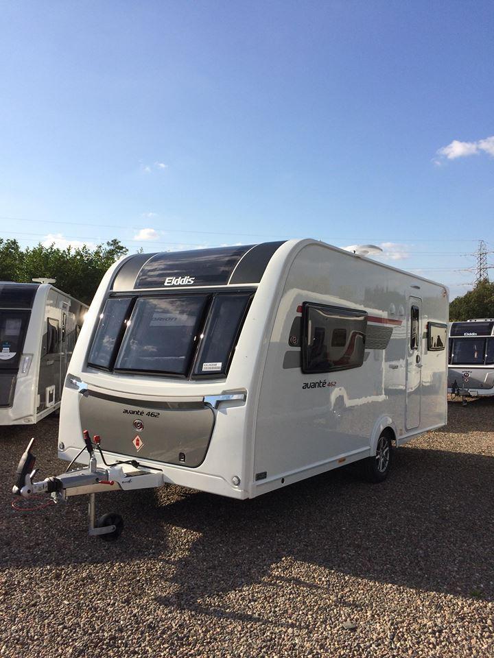 Caravans for sale Scotland | Wallace Caravans (Kirkcaldy)